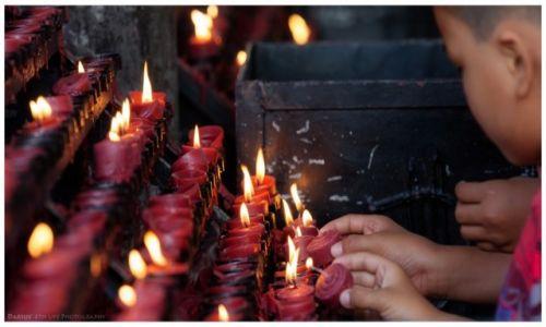 Zdjęcie FILIPINY / Cebu / Cebu / Candles