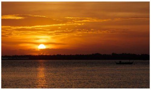 Zdjęcie FILIPINY / Bantayan / Marikaban / Bantayan Sundown