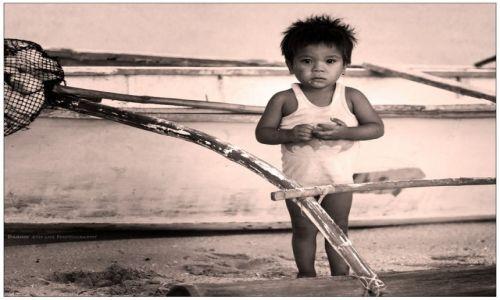 Zdjęcie FILIPINY / Bantayan / Marikaban / Little Boy