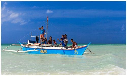 Zdjęcie FILIPINY / Bantayan / Santa Fe / Happy Family