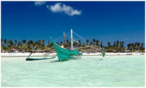 Zdjęcie FILIPINY / Bantayan / Santa Fe / Bangka
