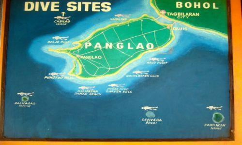 Zdjęcie FILIPINY / Bohol / Panglao Island / Nurkowania na Panglao