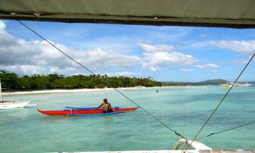Zdjęcie FILIPINY / Bohol / Panglao Island / Panglao Beach