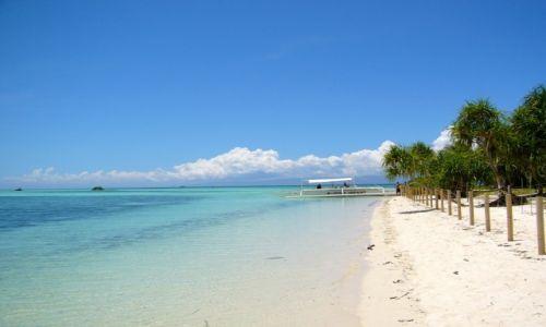 FILIPINY / Bohol / Panglao / MAGICZNE FILIPINY