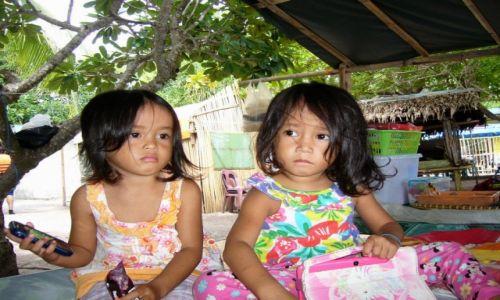 Zdjęcie FILIPINY / Bohol / Panglao / Filipinskie pieknotki