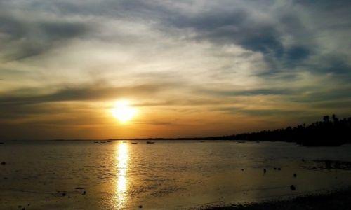 Zdjęcie FILIPINY / Bantayan / Santa Fe / Bantayan Sundown