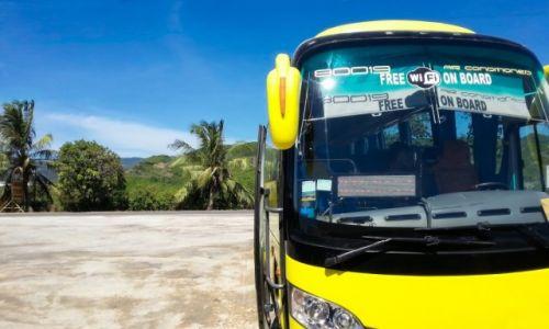 Zdjęcie FILIPINY / Cebu / Cebu / Air Conditioned Bus