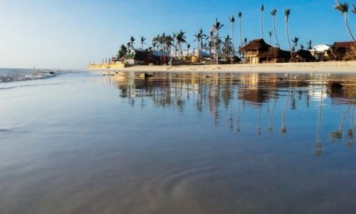 Zdjęcie FILIPINY / Bantayan / Santa Fe / Just a beach