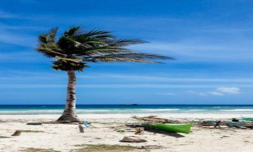 Zdjęcie FILIPINY / Bantayan / Sillon / Windy