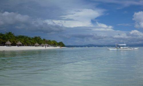Zdjęcie FILIPINY / Bohol / Panglao / Beach Resort