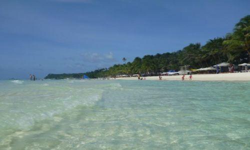 Zdjecie FILIPINY / Malay / Boracay / Boracay Beach
