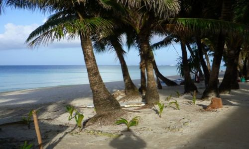 Zdjecie FILIPINY / Western Visayas / Boracay / Boracay Beach