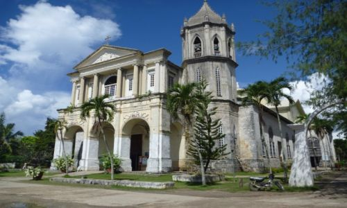 Zdjecie FILIPINY / Bohol / Panglao / Panglao Church