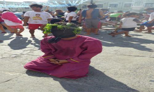 Zdjecie FILIPINY / Manila / San Fernando Pampanga / Wielki Piątek