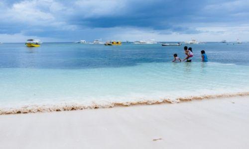 Zdjecie FILIPINY / Bohol / Bohol / przeprawa