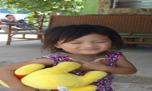 Zdjecie FILIPINY / - / El Nido / filipi�skie dzi
