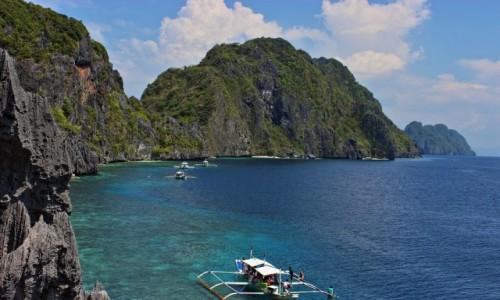 Zdjęcie FILIPINY / Palawan / El Nido / Tour C