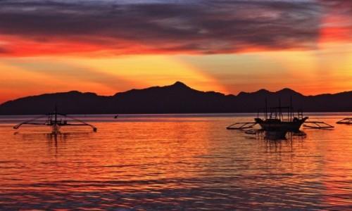FILIPINY / Palawan / El Nido / Corong Corong