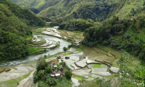 FILIPINY / Północny Luzon / Duclingan / Kraina zieloności