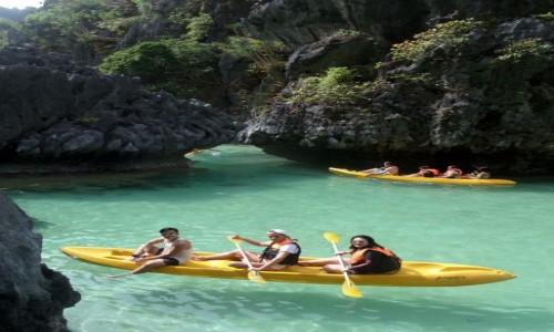 Zdjecie FILIPINY / - / El nido / Big lagoon