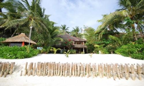 Zdjecie FILIPINY / Boracay / White Beach / White beach