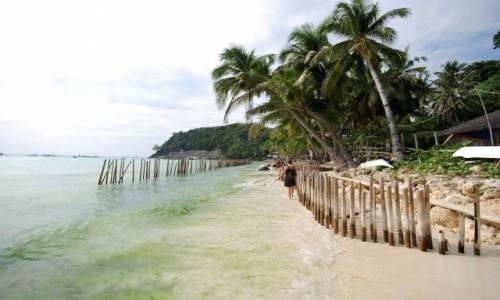 Zdjecie FILIPINY / Boracay / Boracay / diniwid beach