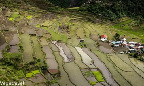 FILIPINY / Luzon / Batad / Niesamowite tarasy ryżowe w Batad