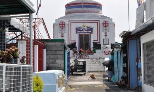 Zdjecie FILIPINY / Manila / Cmentarz Północny / Spotkajmy się pod Mauzoleum