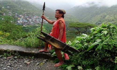 Zdjecie FILIPINY / Północny Luzon / Bayyo / Pan Ifugao