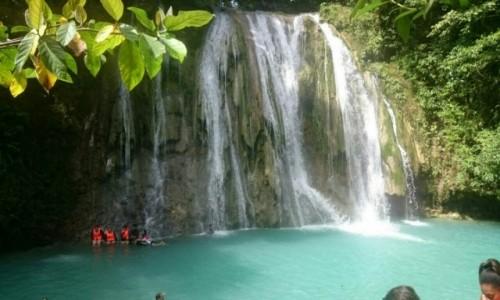 Zdjecie FILIPINY / Luzon / Daranak falls  / Daranak falls.
