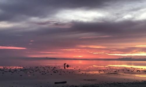 Zdjecie FILIPINY / - / Wyspa Siquijor / Zachód Słońca CUDO