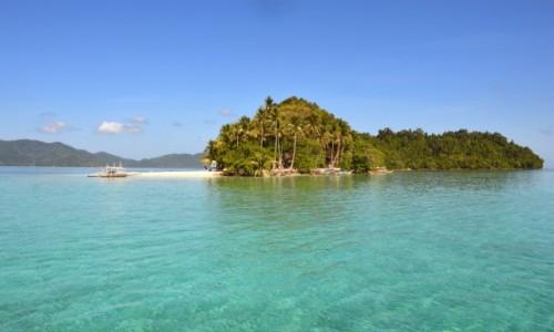 Zdjecie FILIPINY / Port Barton, Palawan, Filipiny / Port Barton, Palawan, Filipiny / Port Barton, Palawan, Filipiny