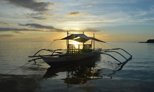 Zdjecie FILIPINY / Filipiny / wyspa Busuanga  / Ocam Ocam beach