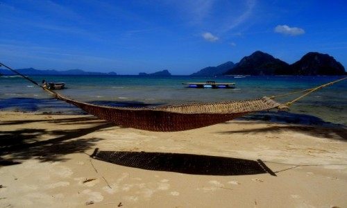 Zdjecie FILIPINY / Palawan / El Nido / Czas na relaks