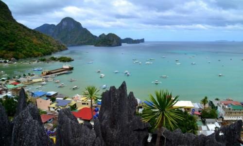 Zdjecie FILIPINY / Palawan / El Nido  / Zatoka El Nido