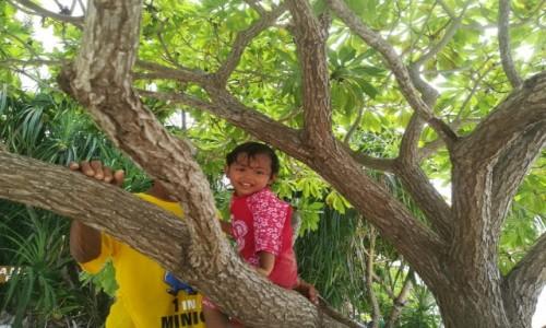 Zdjecie FILIPINY / mantigue / plaża / radość