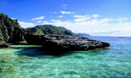 Zdjęcie FILIPINY / El Nido / Mantinloc Island / El Nido