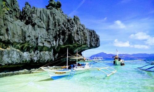 Zdjecie FILIPINY / El Nido / Shimizu Island / Palawan.