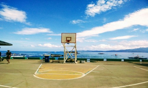 Zdjęcie FILIPINY / Palawan / Sabang / Let's play!
