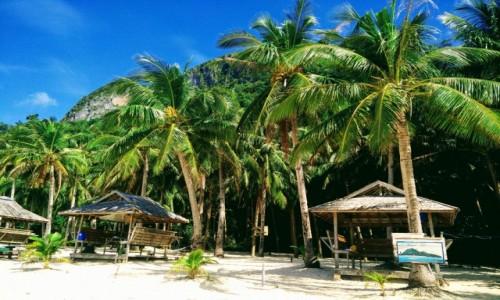 Zdjęcie FILIPINY / Palawan / Seven Commando Beach / Bukorum