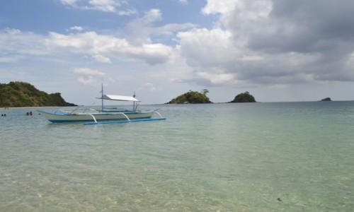 Zdjecie FILIPINY / Palawan / Port Barton / Zen