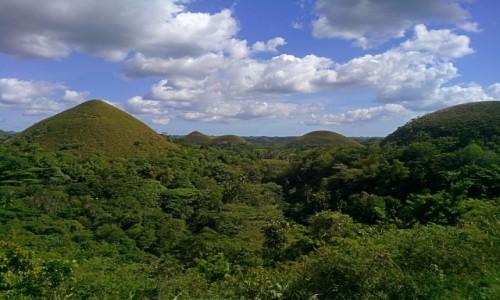 Zdjecie FILIPINY / Bohol / Bohol / Czekoladowe Wzgórza