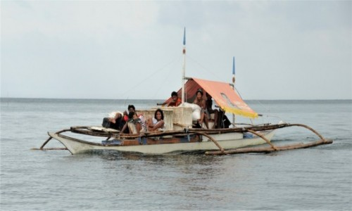 Zdjecie FILIPINY / Palawan / Coron / Badiao