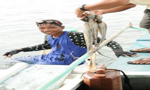 Zdjecie FILIPINY / Palawan / Turda / Octopus2