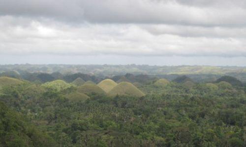 Zdjecie FILIPINY / Bohol / Czekoladowe wzgorza / Czekoladowe wzg
