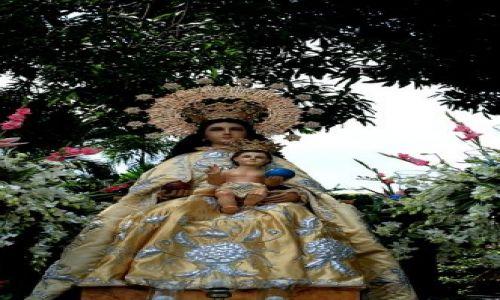 Zdjęcie FILIPINY / Luzon / Manila / Festiwal Maryjny w Intramuros_