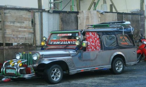 FILIPINY / brak / Tagaytay / god's will provider