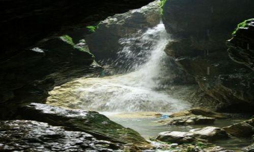 FILIPINY / brak / płn. Luzon / Jaskinie pod Baguio