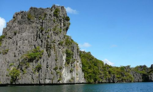 Zdjęcie FILIPINY / Palawan / El Nido / Mantiloc