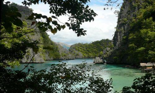 Zdjecie FILIPINY / Coron / na wysepce / archipelag Coron